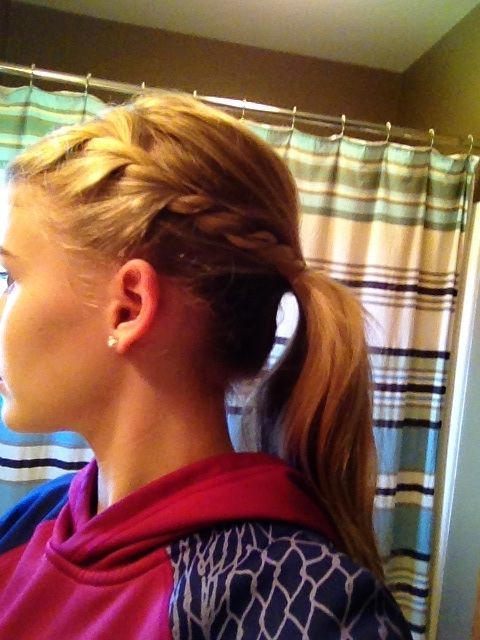 Miraculous For All Sports But Especially Volleyball And Even With A Cute Bow Hairstyles For Men Maxibearus