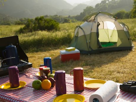 memorial day camping southern california