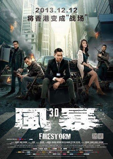 Bão Lửa - Firestorm (2014)