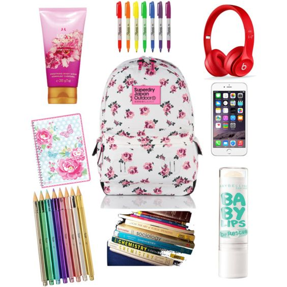 What's in my book bag -Alexis | School | Pinterest | My books ...