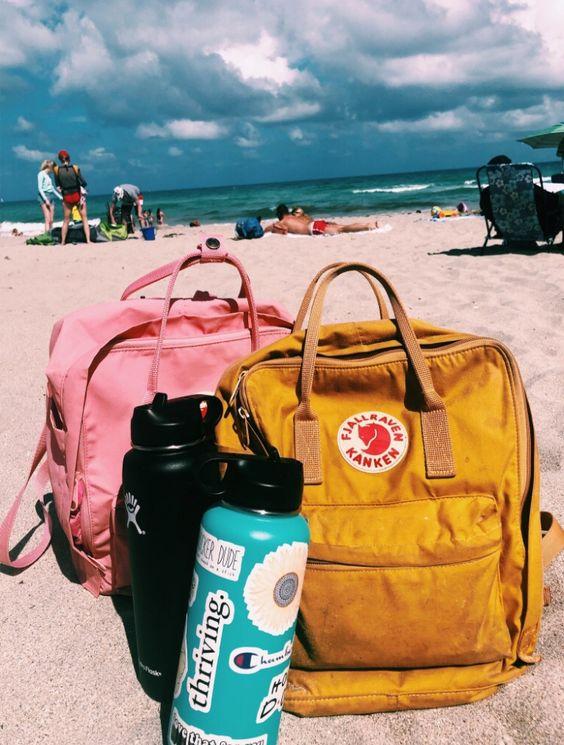 Niche, trendy, kanken, indie, style, fashion, aesthetic, instagram, vogue, cute, filtered, vsco, huji, travel, beach, summer, bright