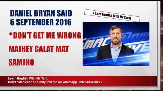 Lesson Six Vocabulary from wwe smack down By Tariq Aziz
