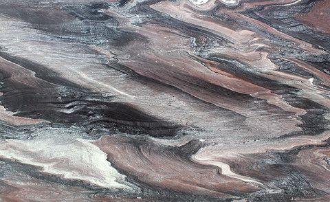 Quartzite Cippollino Slab 2CM.  OllinStone.com