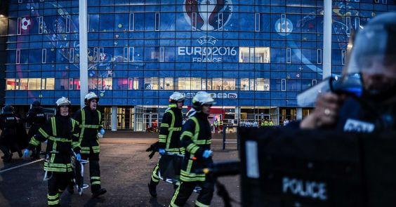 Die französischen Sicherheitsbehörden sehen bei einem EM-Vorrundenspiel der deutschen Mannschaft besonderes Gefährdungspotenzial. Auch andere Partien sind betroffen.