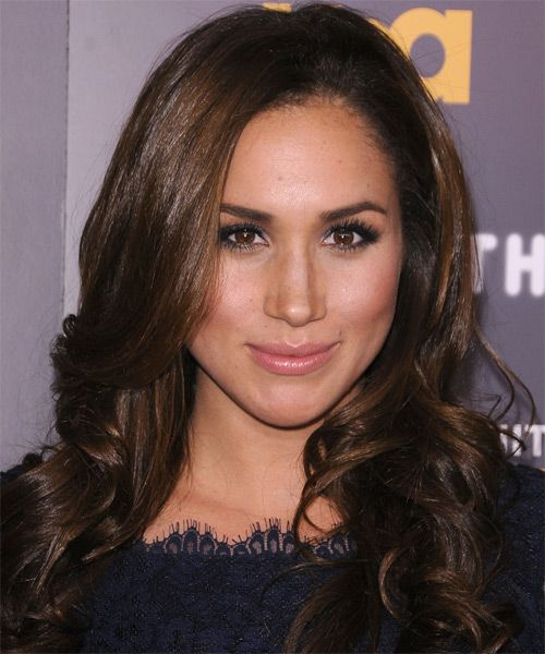Meghan Markle, Celebrity Hairstyles And Google Images On