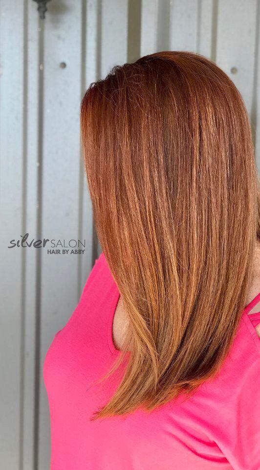Silver Salon Hair Styles Kids Hairstyles Balayage