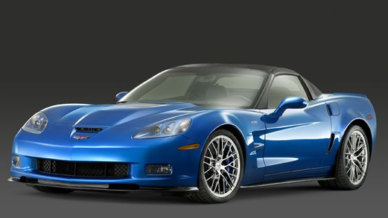 Corvette ZR1 - Proof that there's truly world-class engineering within GM (and hence the United States).