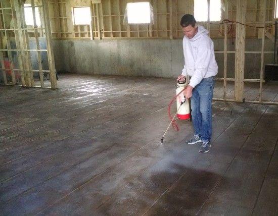 Concrete Sealer What Kind Of Sealer Works Best For Different