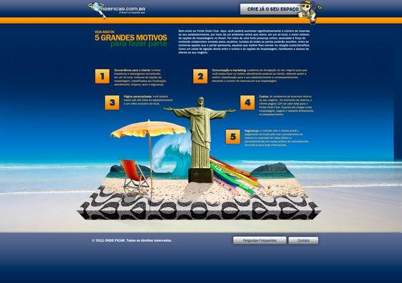 Plataforma B2B do Portal Onde Ficar by Flex Up #portal #portais #flexportal #portalflex #web #web20 #cms #portaldeviagem #flexup #b2b