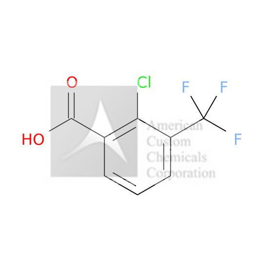2-CHLORO-3-(TRIFLUOROMETHYL)BENZOIC ACID is now  available at ACC Corporation