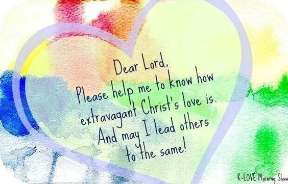 Dear Lord♥