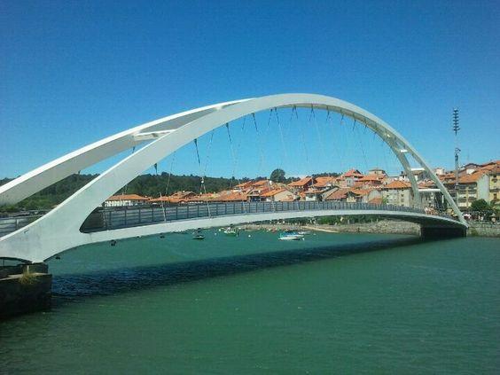 Plentzia en Bizkaia, País Vasco