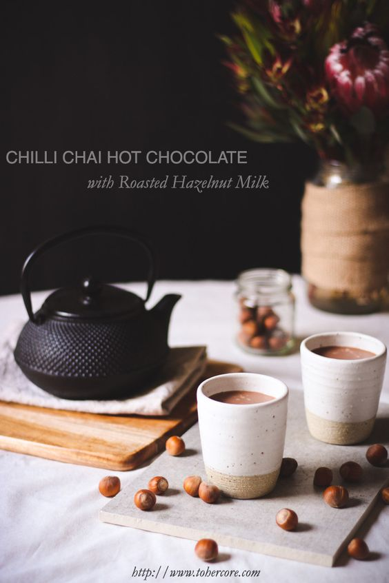 Chilli chai hot chocolate | Recipe | Hot Chocolate, Chocolate and ...