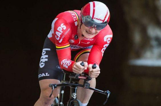 Stage 13. Bourg-Saint-Andéol to La Caverne du Pont-d'Arc. Andre Greipel.