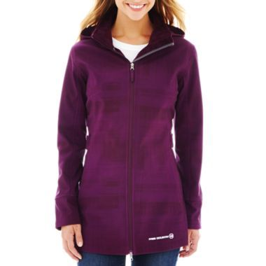 Canada Goose sale - Free Country? Water-Resistant Long Softshell Jacket found at ...