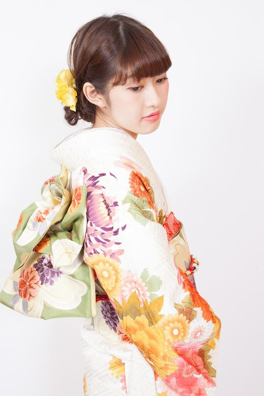 長谷川萌花| MISS KIMONO COLLECTION 2015
