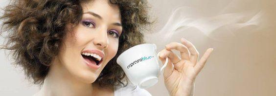 Esspreso Blue, distribuidores de capsulas lavazza