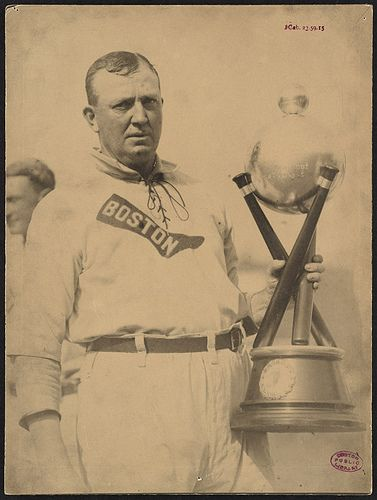 Cy Young of the Boston Red Sox ...