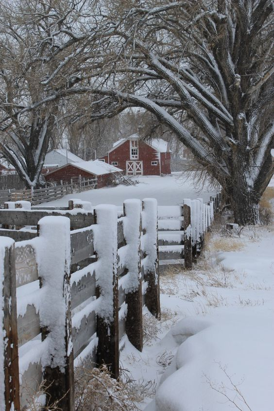 Connecticut, Barns And Winter On Pinterest
