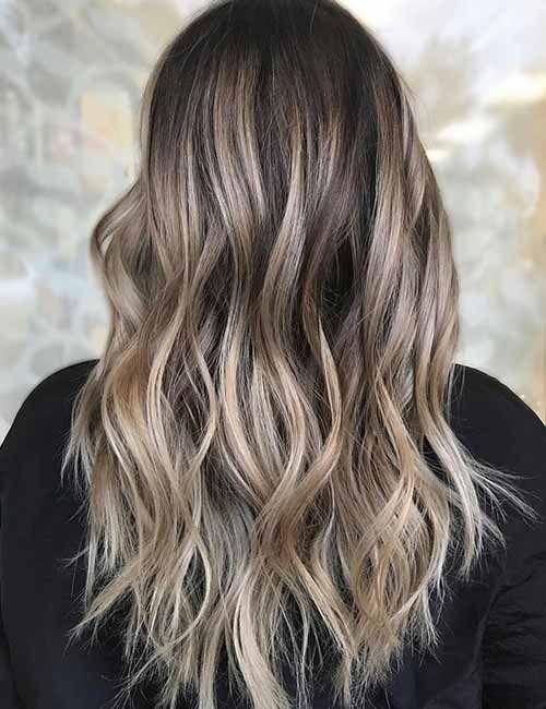 Top 25 Light Ash Blonde Highlights Hair Color Ideas For Blonde And Brown Hair Brown Blonde Hair Ash Blonde Highlights Brown Hair With Blonde Highlights
