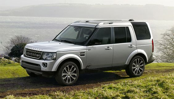 Land Rover Discovery Edition XXV.