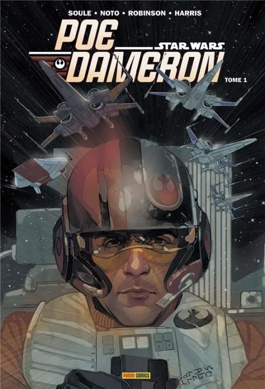 Star Wars - Poe Dameron - 1