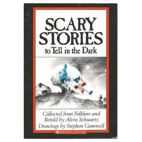 17 #TBT Halloween Books You Definitely Read in Junior High | Brit + Co