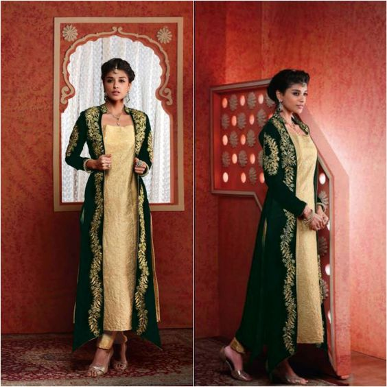 Buy Now @ http://www.ethnicduniya.com/product/cream-dupioni-raw-silk-velvet-butta-work-salwar-kameez/  Cream Dupioni-Raw-Silk Velvet Butta Work Salwar Kameez  Design and style and pattern could be at the peak of your beauty when you attire this Butter Cream Dupioni Raw Silk Unstitched Salwar Kameez. The lovely Resham & Butta Work work a substantial attribute of this attire.  Product Code : EDSR90  Price : 4055 INR  @ www.ethnicduniya.com  #anarkali #anarkalisuit #onlineanar..