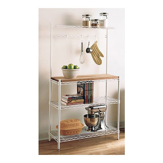 Intermetro Baker S Rack Bakers Rack Shelves Kitchen Storage