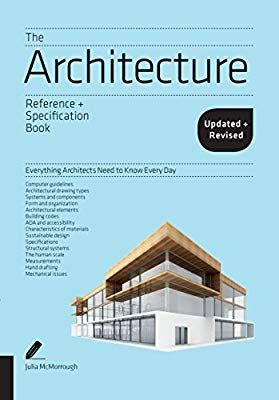The Architecture Reference Specification Book Updated Revised Everything Architects Need To Know Ever Architecture Books Architecture Amazing Architecture