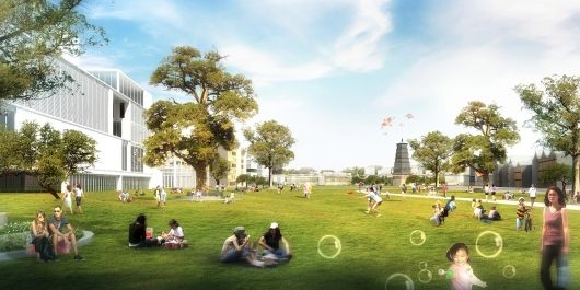 Bustler: ADEPT's Green Loops City Wins Massive Planning Competition in Hengyang, China