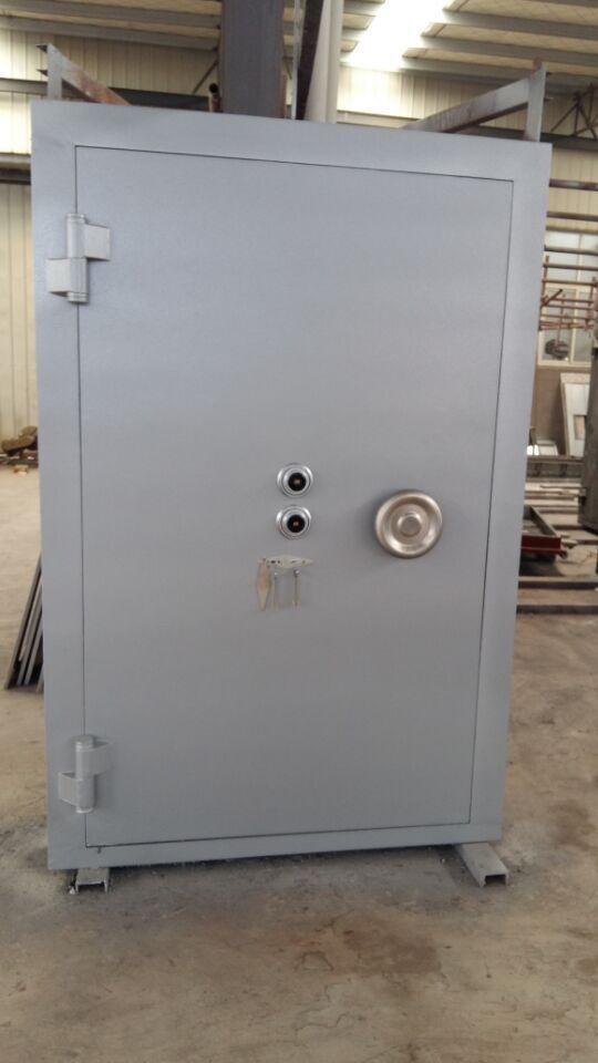 High Quality Steel Vault Door Factory Direct Vault Doors Locker Storage Safe Room
