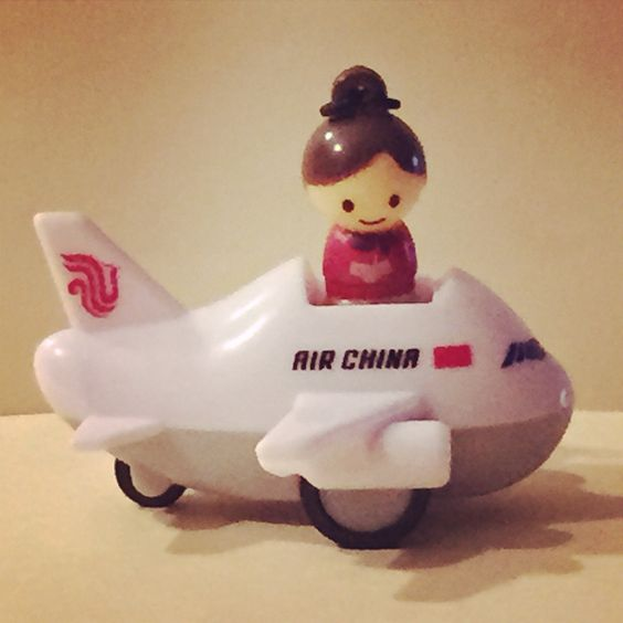 Air China CA♪