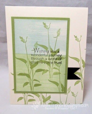 card by France Martin.... love how the vines are on the card base as well