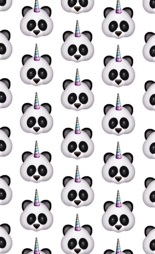 Pin By Harleen On Fond D Ecran Telephone Panda Wallpapers Cute Emoji Wallpaper Cute Wallpapers