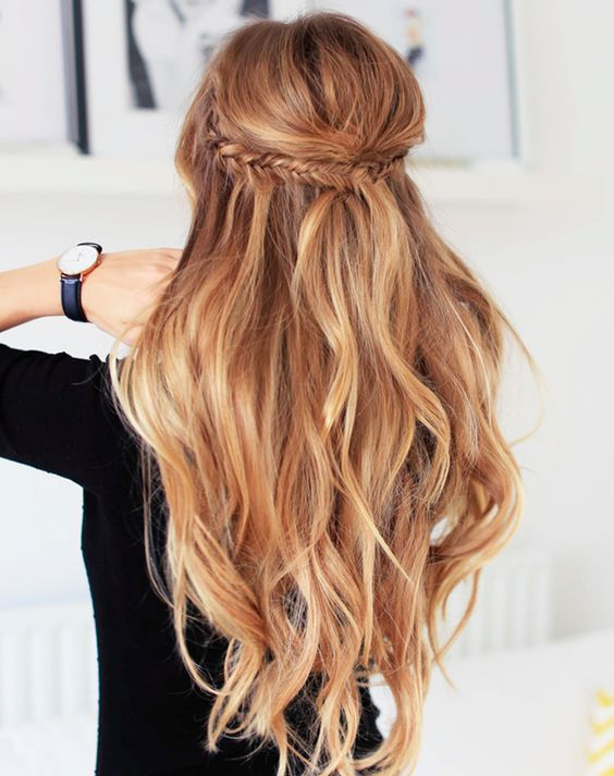 Instead of splurging on goops and waxes and spending hours with your straightener, try switching things up with a fun braid.
