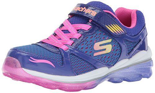 Kids' Skech Air Deluxe Lux Life Sneaker | Girls sneakers Weoh1