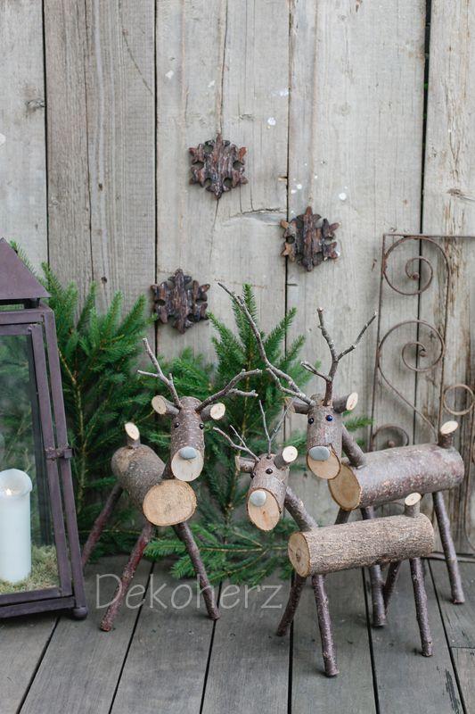 Winterdecoratie is niet alleen voor binnenshuis... Want deze9 winter decoratie ideetjes voor in de tuin zijn super gaaf! - Zelfmaak ideetjes: