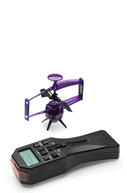 led helicopter mesage remote