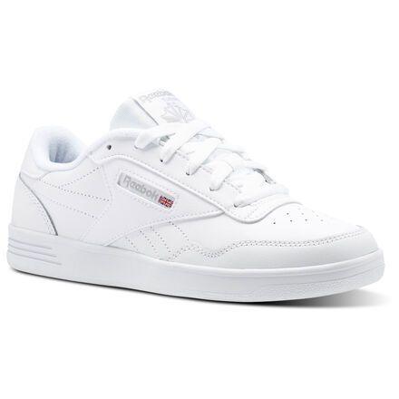 Reebok Club MEMT | Reebok club, White reebok, White tennis shoes