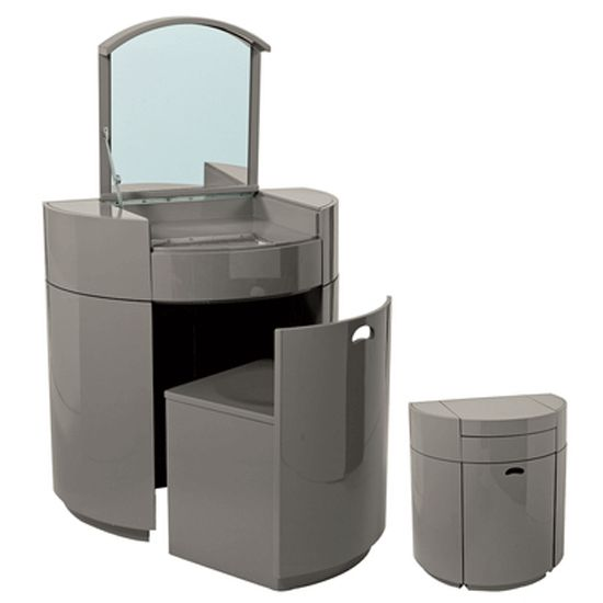 Stylish dressing table on designs next http www for Modern dressing table