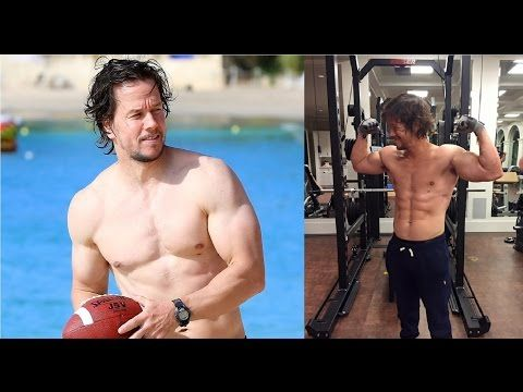 Mark Wahlberg training and fitness 2016 - YouTube