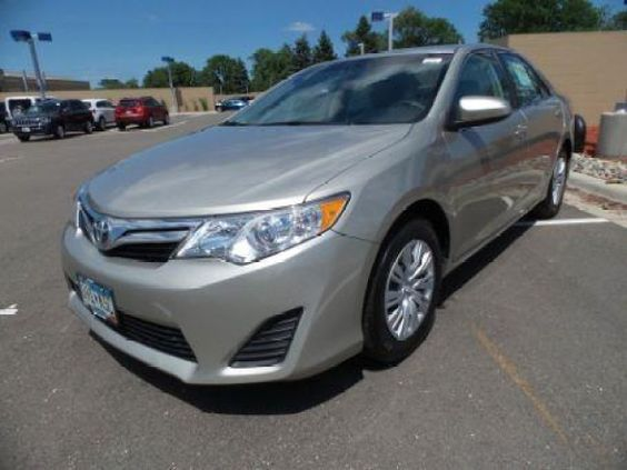 Used 2013 Toyota Camry for Sale in Saint Paul, MN – TrueCar