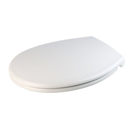 Luminoso Soft Close Round Toilet Seat Belfry Bathroom Toilet