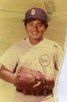 george lopez and the dodgers.. lol..