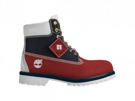 Check Out This Custom Patriotic Timberland Mens 6