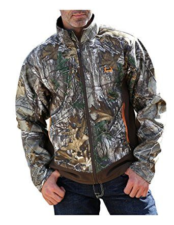 9da83c498bd14 Cinch Men s Realtree Max 5 Camo Heavyweight Bonded Fleece Jacket –  Mmj5012001 Mul Review