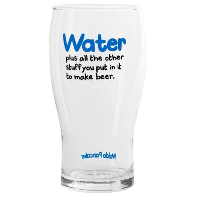 Water Pint Glass - http://www.temptationgifts.com/product/really-good-waldo-pancake-water-pint-glass.html £5.59