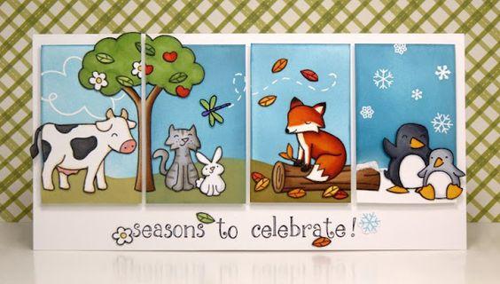 Seasons to celebrate
