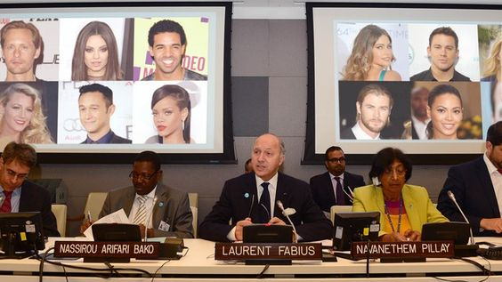 U.N. Agency Says 2012 Celebrities Hottest On Record | The Onion - America's Finest News Source